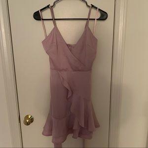 Hello molly blush dress NWT